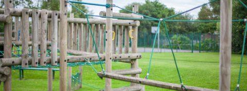 Photo climbing frame Dodds Park