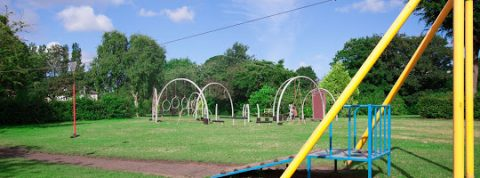 Photo children's play area KGV Park