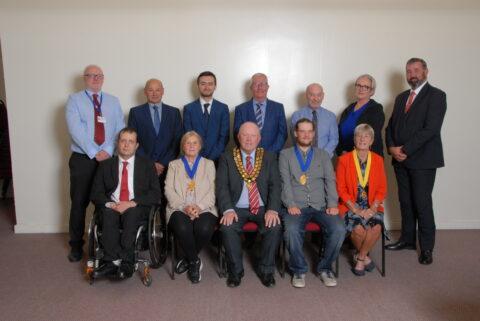 Council members 2021